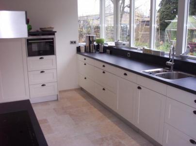Nieuwe keuken Soesterberg