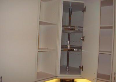 Praktische keuken aanpassing in Bilthoven