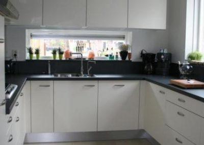 Symmetrie keuken